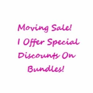 Other - Bundle And Save- Everything Must Go!